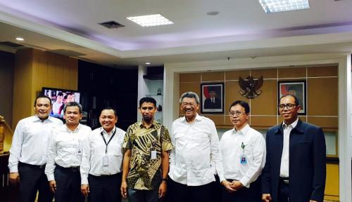 Foto Bos Pelindo IV Ketemu Kepala BPKP & KSAL, Ini yang Dibahas!