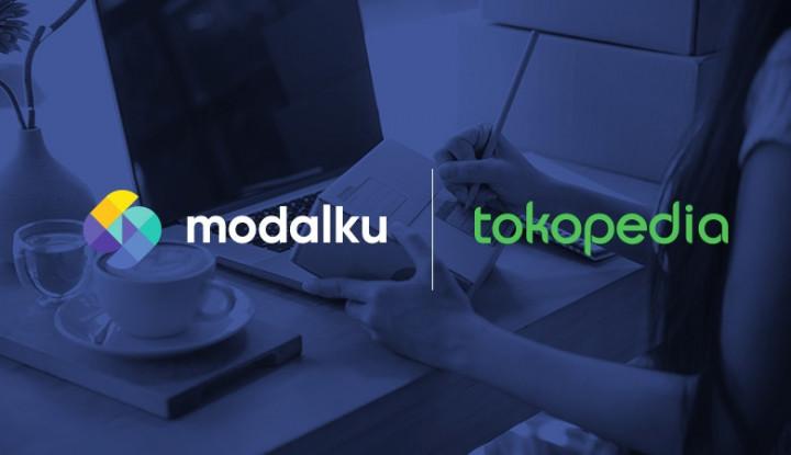 Gandeng Modalku, Tokopedia Luncurkan Saldo Prioritas untuk Permudah Merchant Online - Warta Ekonomi