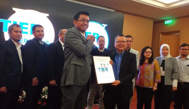 Foto Berita Telkomsigma Sabet Sertifikat Tier III Tingkat Gold Pertama di Asia Tenggara