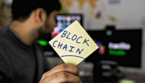 Foto Masa Depan Sektor Keuangan dan Industri Ada di Blockchain