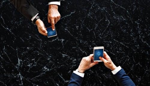 Foto OJK: Masyarakat Jangan Percaya Pinjaman Online Tidak Terdaftar