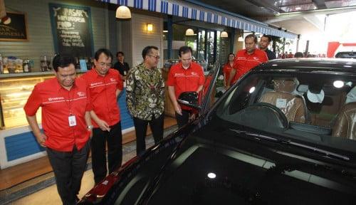 Foto Sasar Dunia Otomotif, CNAF Gelar Pameran Mobil untuk Pertama Kalinya