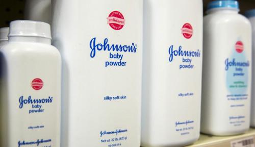 Foto Bedak Bayinya Diduga Tercemar Asbes, Johnson & Johnson Justru Lakukan Buyback Saham $5 Miliar