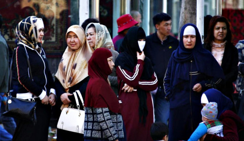 Foto Wagub Sulsel Kecam Diskriminasi Muslim Uighur di Tiongkok