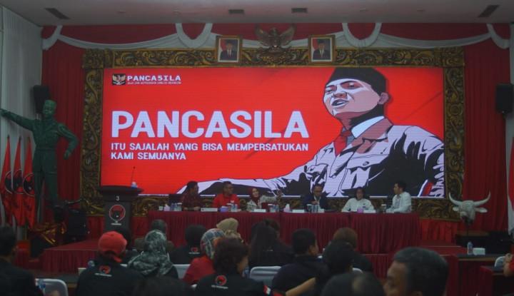 Bakar Bendera saat Demo RUU HIP, Kader PDIP: Pancasilanya di Mana?
