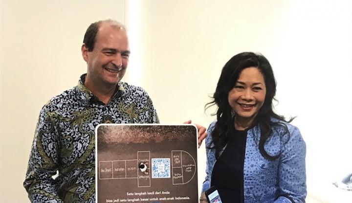 Blue Bird dan UNICEF Sejahterakan Anak Indonesia - Warta Ekonomi
