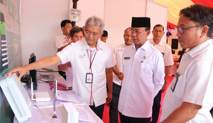 Foto Berita Telkom Indonesia Resmikan Kota Mataram sebagai Modern Broadband City