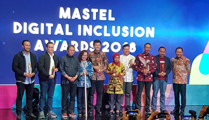 Perluas Inklusivitas Ekonomi Digital di Indonesia, Amartha Raih Digital Inclusion Award 2018 - Warta Ekonomi