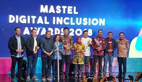 Foto Perluas Inklusivitas Ekonomi Digital di Indonesia, Amartha Raih Digital Inclusion Award 2018