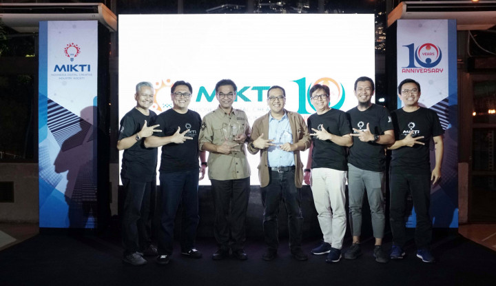 10 Tahun Berdiri, MIKTI Luncurkan Mapping dan Database Startup Indonesia 2018 - Warta Ekonomi