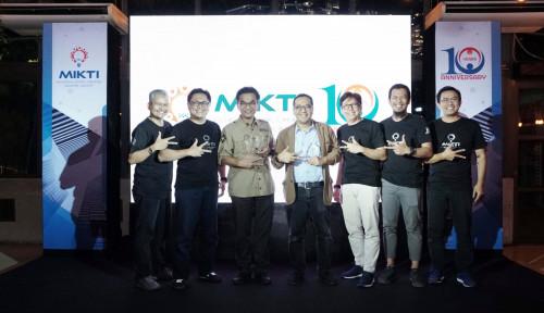 Foto 10 Tahun Berdiri, MIKTI Luncurkan Mapping dan Database Startup Indonesia 2018