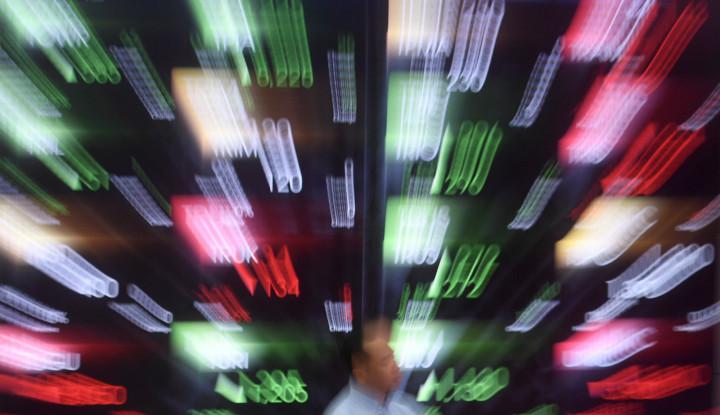Duh, Bayang-bayang Ketidakpastian Global Masih Menghantui Pasar Modal - Warta Ekonomi