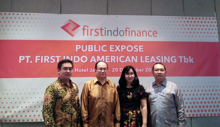 FINN OJK Cabut Izin Usaha PT First Indo American Leasing