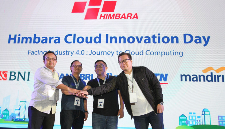 Hadapi Transformasi Digital, Bank BUMN Kembangkan Cloud Computing - Warta Ekonomi