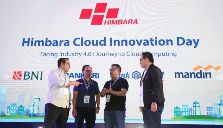 Foto Berita Peran Cloud sebagai Infrastruktur Teknologi bagi Bank BUMN