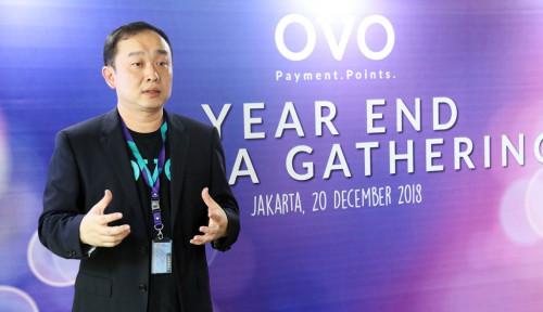 Foto Ovo: Tingginya Penetrasi Cash Jadi Tantangan Pembayaran Digital di Indonesia