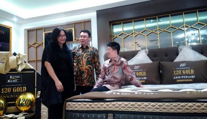 Pasar Ritel Surabaya Masih Manjanjikan, Matras Premium Siapkan Inovasi - Warta Ekonomi