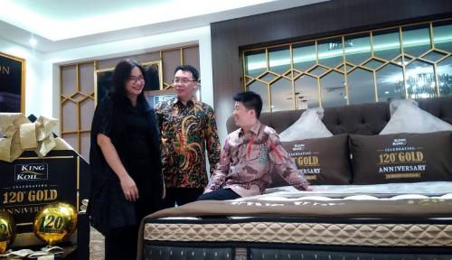 Foto Pasar Ritel Surabaya Masih Manjanjikan, Matras Premium Siapkan Inovasi