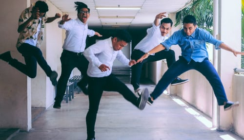 Foto Kick Andy: Selain Sukses, Basis Ini Harus Dimiliki Anak Muda