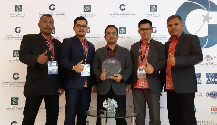 Foto Berita Selama 2018, Semen Padang Raih Sejumlah Prestasi diAjang Nasional dan Internasional