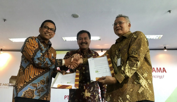 BRI Agro Bakal Salurkan Pembiayaan ke Vendor Eagle High Plantation - Warta Ekonomi