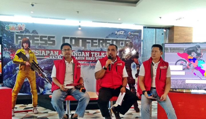 Foto Berita Telkomsel Sumatera Tingkatkan Jaringan Hingga 146% Jelang Nataru