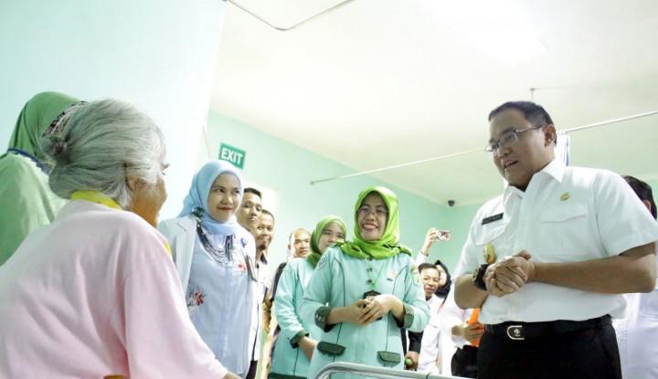 Pemkab Kucurkan Rp35 M, 232 Ribu Warga Muba Terlindung BPJS Kesehatan - Warta Ekonomi