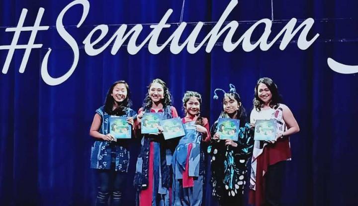 Foto Berita Bunda,Ada Drama Musikal