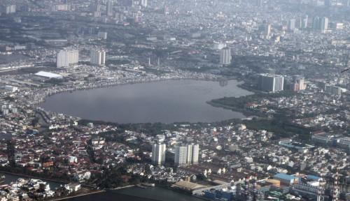 Foto Pakar Ungkap Alasan Jakarta Bakal Tenggelam Lebih Cepat dari Kota Mana Pun di Dunia