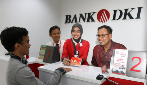 Foto Bank DKI Resmi Miliki Direktur Utama Baru!