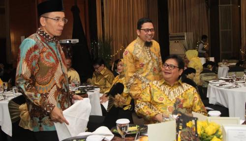 Foto TGB Berpaling Dukung Jokowi dan Jadi Kader Golkar, PAN Pede Prabowo Menang