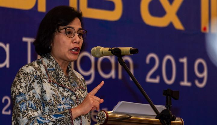 Resmikan Dua Proyek di Ambon, Sri Mulyani: Komitmen Jokowi Membangun Indonesia - Warta Ekonomi