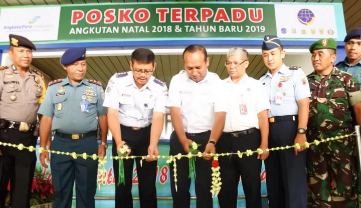 Foto Berita Sambut Nataru, AP I Siapkan 3.700 Petugas dan 1.781 Penerbangan Tambahan