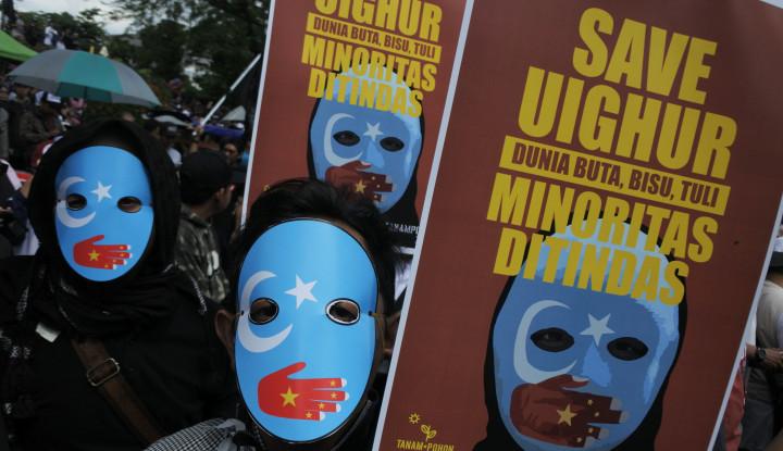 Foto Berita Pakistan Bela China dalam Kasus Muslim Uighur