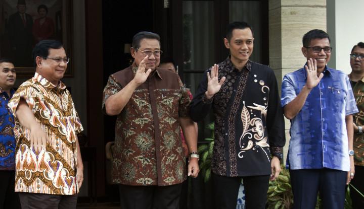 SBY Dibilang Licik, Demokrat: Kok Prabowo Diam Aja? - Warta Ekonomi