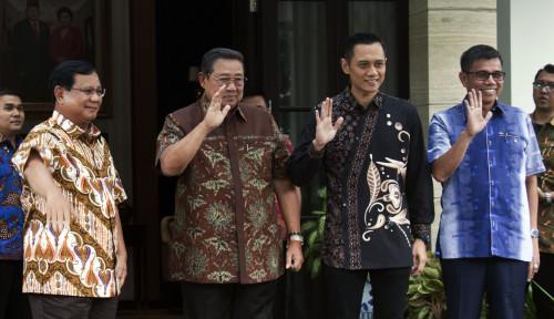 Foto Jangan, Demokrat Jangan Bully Prabowo