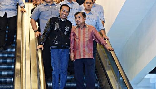 Foto Lewat Kritik LRT, Bisa Saja JK Main Dua Kaki