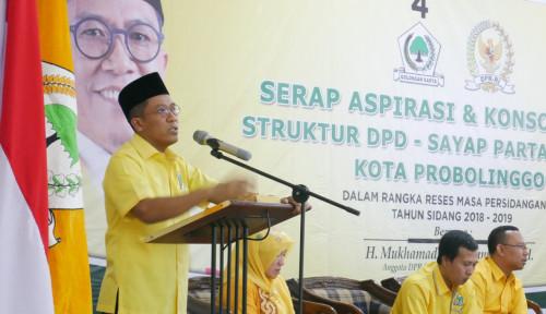 Foto Misbakhun Terus Pastikan Konstituennya Nikmati Program Infrastuktur Pemerintahan Jokowi