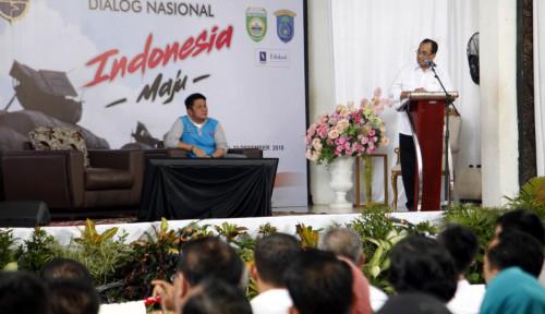 Foto Menhub: Tol Trans Sumatera Jadikan OKI Daerah Potensial