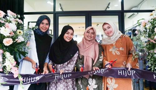 Foto Hijup Resmikan Offline Store ke-11 di Yogyakarta