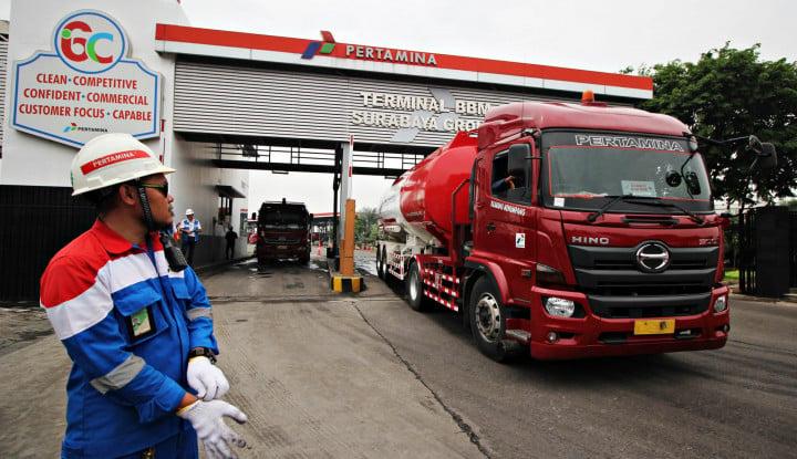 Masalah Keamanan Jadi Alasan Pertamina Masih Hentikan Pengiriman BBM ke Ndunga - Warta Ekonomi