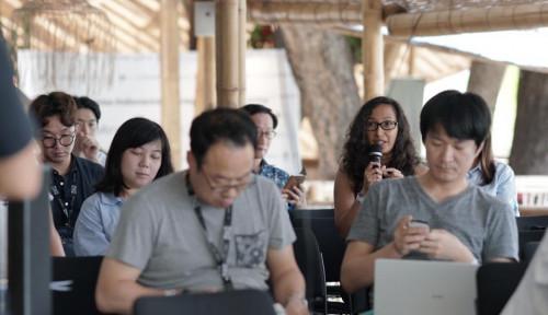 Foto CoHive-Kotra Kembangkan Ekosistem Startup di Indonesia dan Korsel