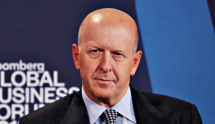 Goldman Sachs CEO to Employees: Our Compliance is Strong - Warta Ekonomi