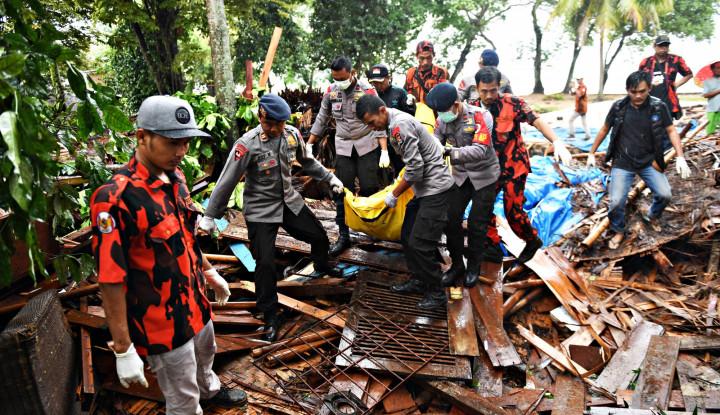 Foto Berita PMI Bantu Cari Korban Hilang Akibat Tsunami Selat Sunda, Begini Caranya