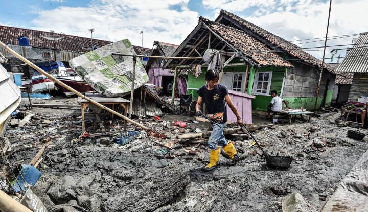 Foto Berita Ajaib, Bayi Nova Lolos dari Tsunami Selat Sunda