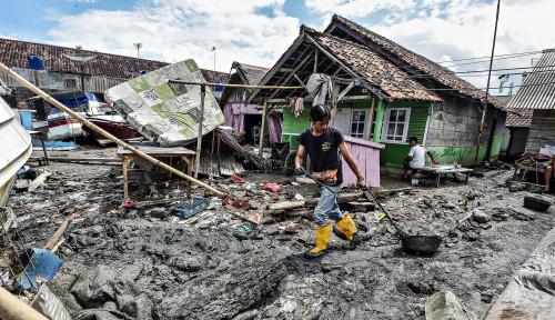 Foto Ajaib, Bayi Nova Lolos dari Tsunami Selat Sunda