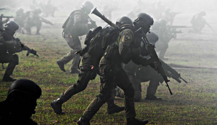 Foto Berita Puspen TNI: Akun @tni_indonesia_update Bukan Milik TNI