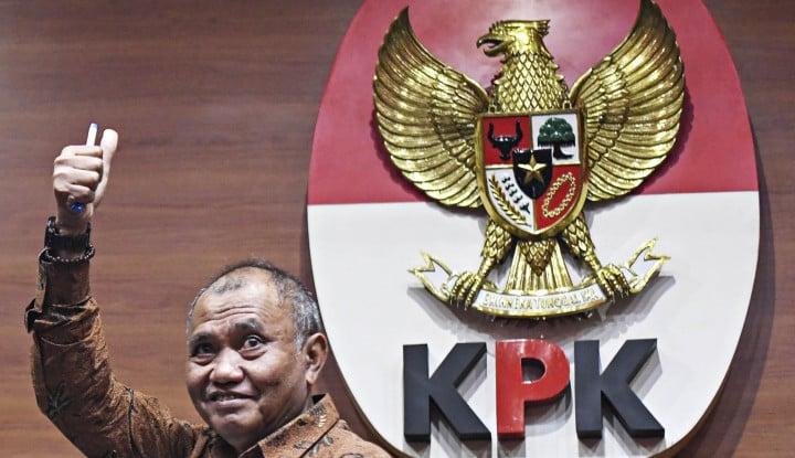 Di Depan Ma'ruf, KPK Sebut Hasil Pencegahan Korupsi Capai Rp63 T, Ketua KPK Pamer Nih? - Warta Ekonomi