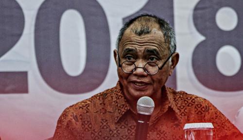 Foto KPK Tak Jadi Panelis Debat Pilpres