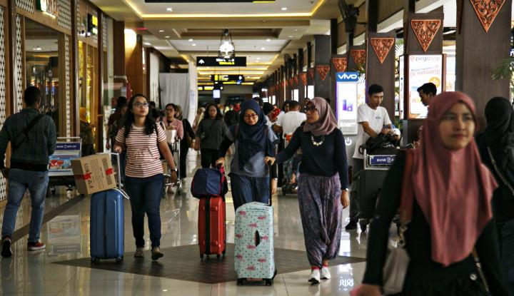 Juni, Kunjungan Turis ke Ibu Kota Merosot 20,61% - Warta Ekonomi